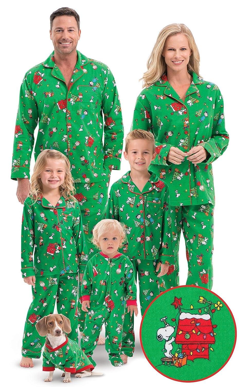 b8e55f9a71 PajamaGram Family Christmas Pajamas Soft - Christmas Pajamas for Family