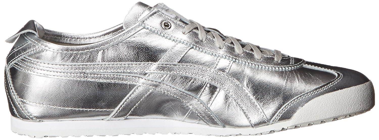 Onitsuka Tiger Mexico 66 Fashion Sneaker B00PV05LLW 14 M US US Women / 12.5 M US US Men|Silver/Silver 117fca