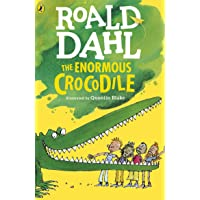 The Enormous Crocodile Dahl Fiction Paperback