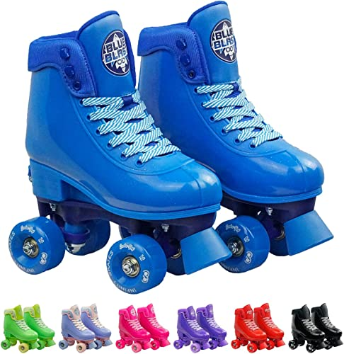 Infinity Skates Adjustable Roller Skates for Girls and Boys – Soda Pop Series – Available in 7 Colors