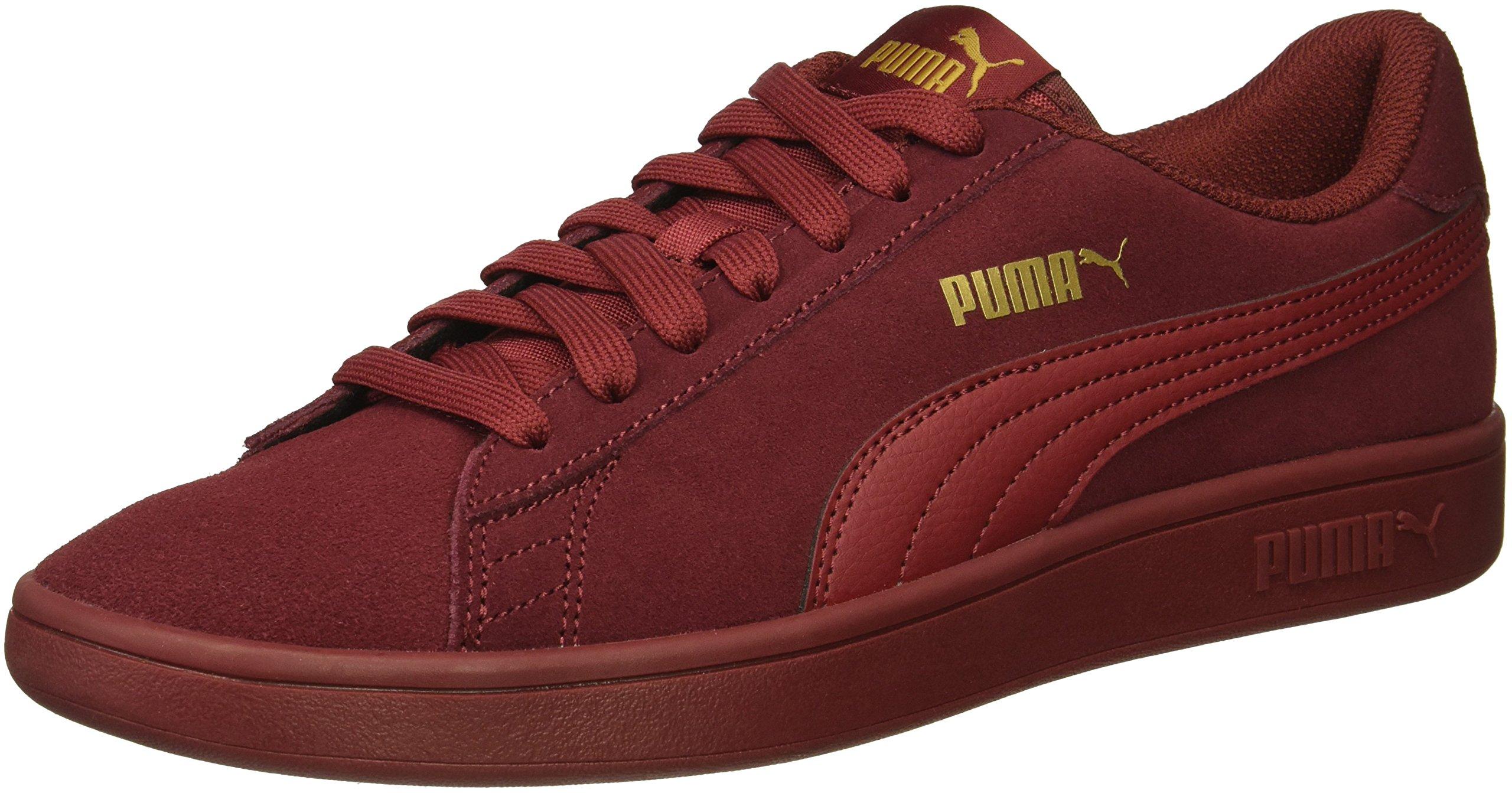 promo code e3d7a c8cb0 Galleon - PUMA Men's Smash V2 Sneaker, Pomegranate, 11.5 M US