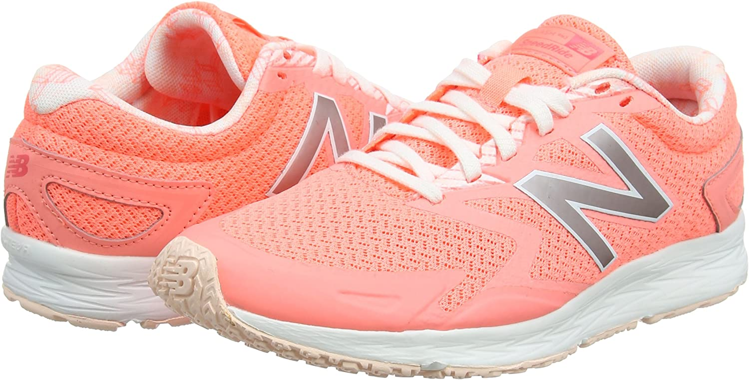 New Balance Flash V2, Zapatillas de Running para Mujer: Amazon.es: Zapatos y complementos