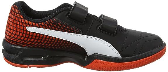 sports shoes f9dcc 96a98 Puma Veloz Indoor Ng V Jr, Chaussures de Fitness Mixte Enfant  Amazon.fr   Chaussures et Sacs