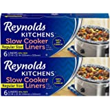 Reynolds Kitchens Slow Cooker Liners (Regular Size, 12 Count)