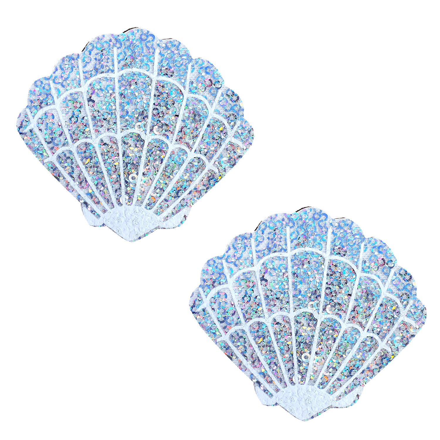 Neva Nude Under The Sea Nipztix Pasties Nipple Covers