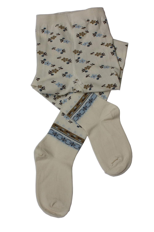 Collants pour enfants: Taille: 0-3 Mois (56/62), Couleur: Creme. Prix a partir du fabricant. Weri Spezials