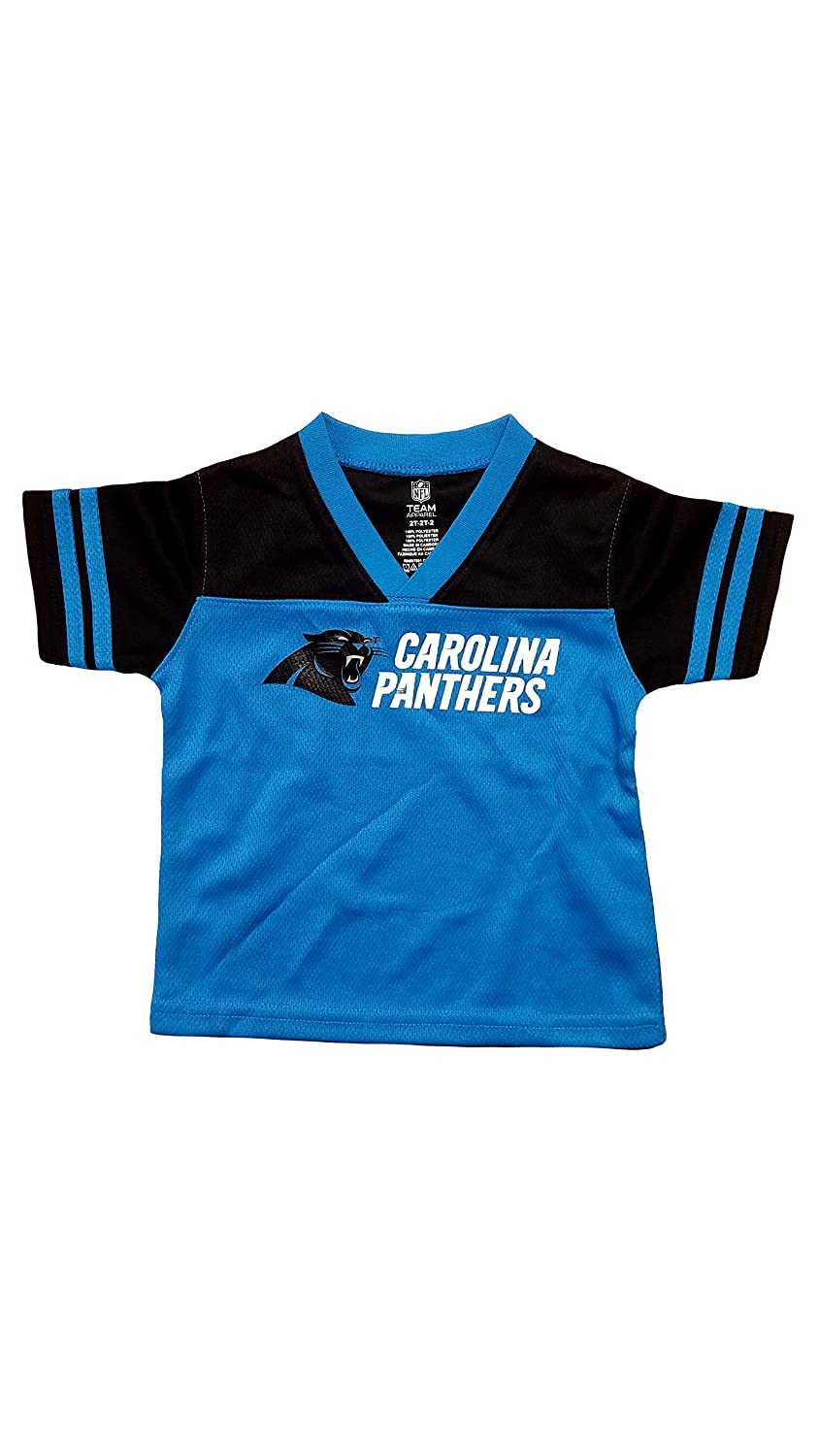 best loved 1ab1b 35457 Carolina Panthers Blue NFL Toddler Team Apparel V-Neck Shirt