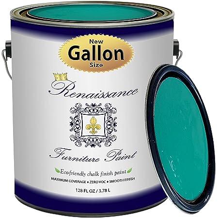 Surprising Renaissance Chalk Finish Paint Malachite Gallon 128Oz Download Free Architecture Designs Embacsunscenecom