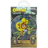 Paladone Crash Bandicoot 3D Coasters