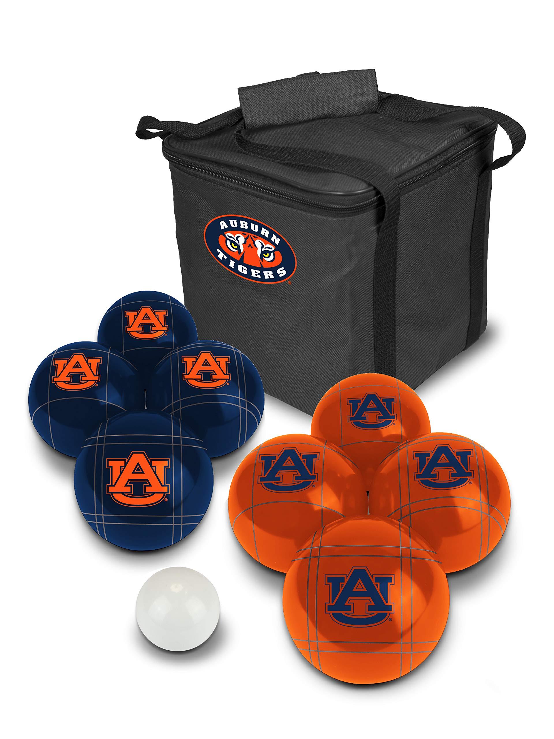 PROLINE NCAA College Auburn Tigers Bocce Ball Set