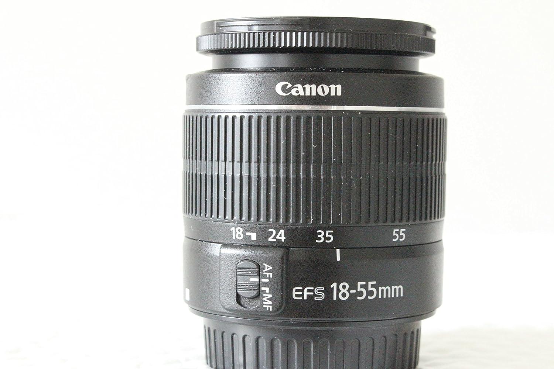 Canon EF - S 18 EF – 55 mm - f// 3.5 – 5.6 IIIカメラレンズ(新しいinホワイトボックス) Internationalモデル(no保証) B00MX3CQV8, ヒットイレブン:52e8f69d --- ijpba.info