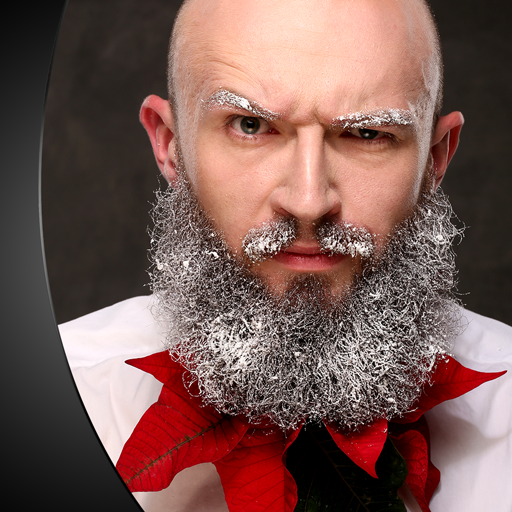 Beard Photo Montage - Most Popular Styles And Mustache Beard