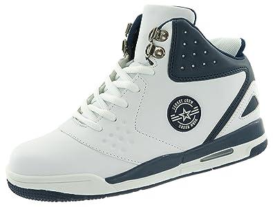 Beppi Sneaker für Jungs   Blau Weiß   Sportliche Schuhe mit Schnürverschluss    Aromatisiert ( 24cea610fb