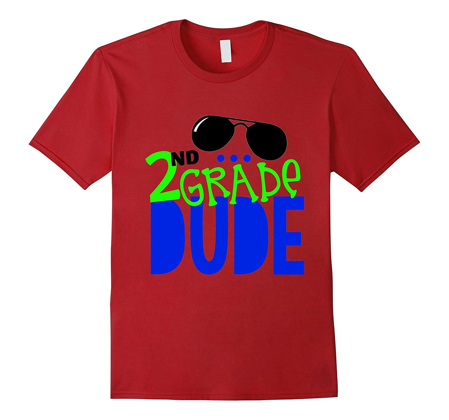 2nd grade Back to school Shirt-TH