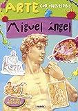 Miguel Ángel (Arte con pegatinas)