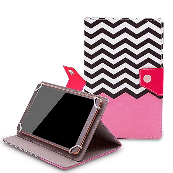 quality design b8628 5f5a5 Amazon.com: Lenovo Tab E10 10.1-inch Tablet Case - Tsmine Universal ...