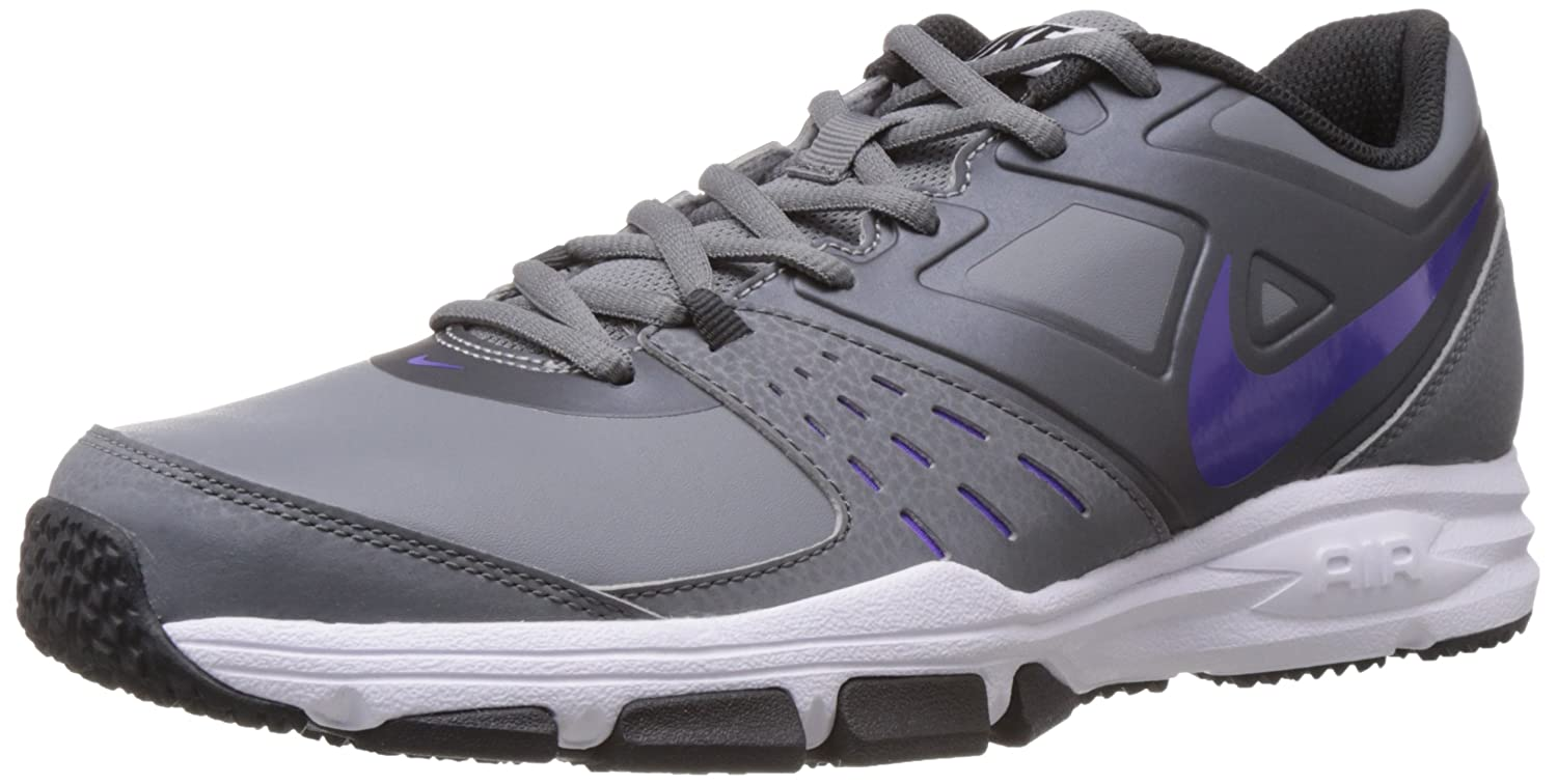 best sneakers 9745a 9878a Nike Men s Air One TR SL Cool Grey, Dark Ash, Hyper Grape, White Outdoor  Multisport Training Shoes -11 UK India (46 EU)(12 US)  Buy Online at Low  Prices in ...