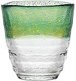 东洋佐佐木玻璃 烧*杯 绿色 300ml 日式可加热 温水烧*壶茶壶 日本制 42130TS-G-WHDG