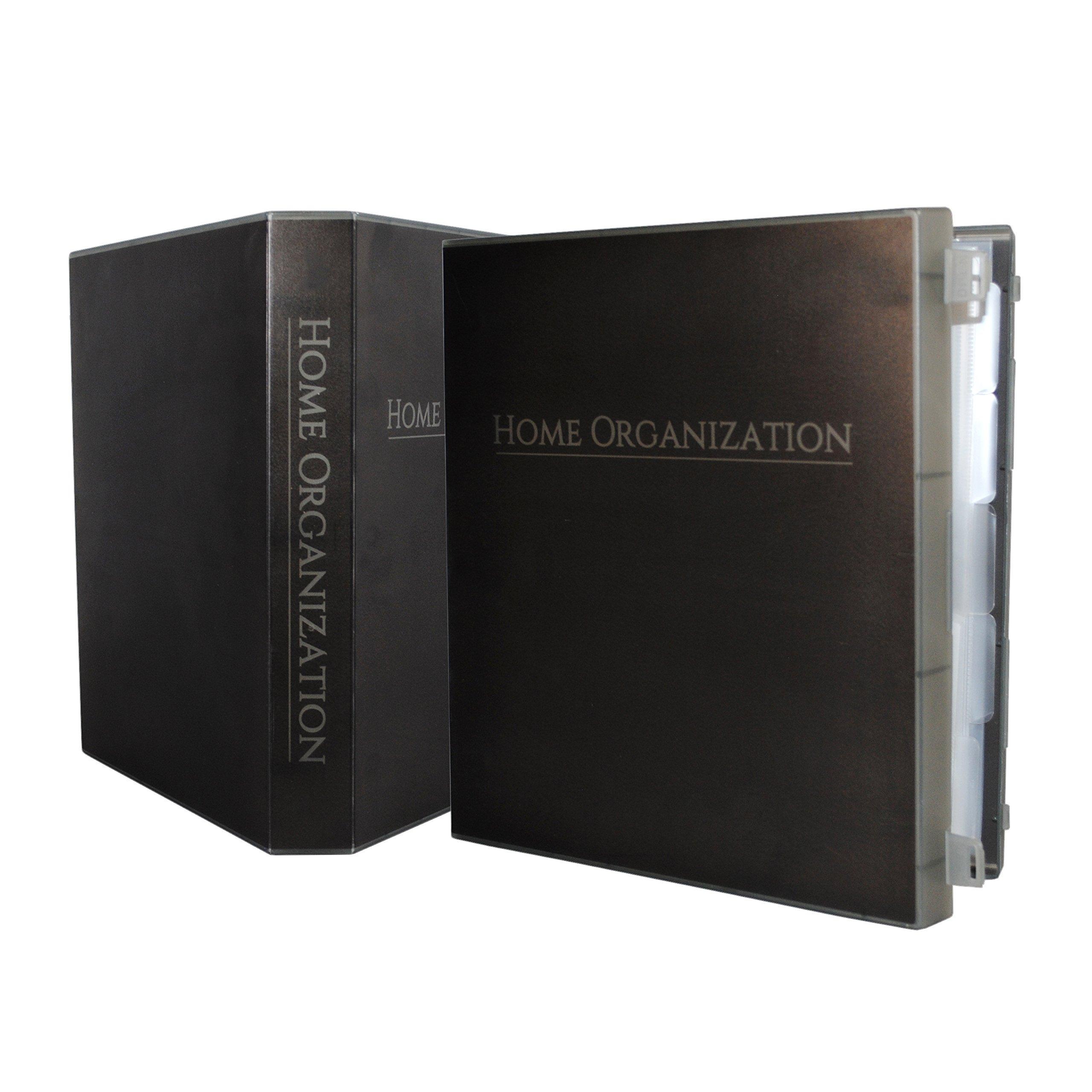 Home Organization Binder