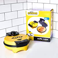 Deals on Minions Kevin Waffle Maker