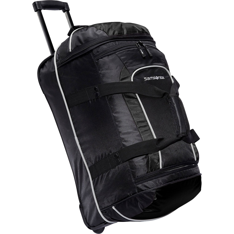 58dbd8b28 Amazon.com | Samsonite Luggage 22 Inch Andante Wheeled Duffel (22