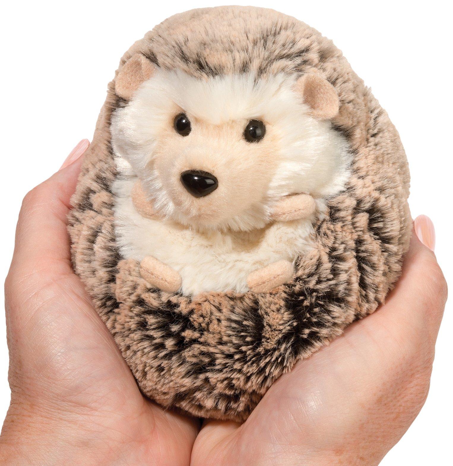 Douglas Spunky Hedgehog Plush Stuffed Animal