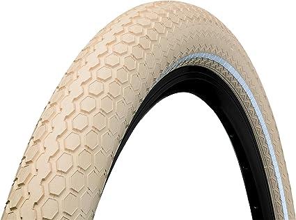 Negro, 26 X 2.12 Pulgadas Neumatico Cruiser Para Bicicleta Con Kevlar