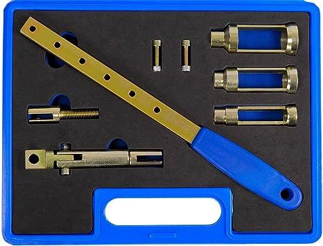 Ventilfederspanner Satz Ventilschaftdichtung Wechseln De Montage Werkzeug Set Baumarkt