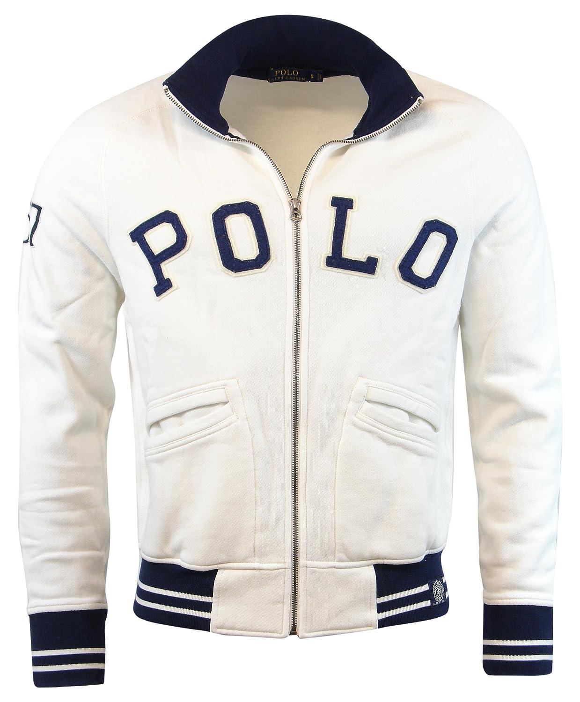 Polo Ralph Lauren Chaqueta De Forro Polar con cremallera completa ...