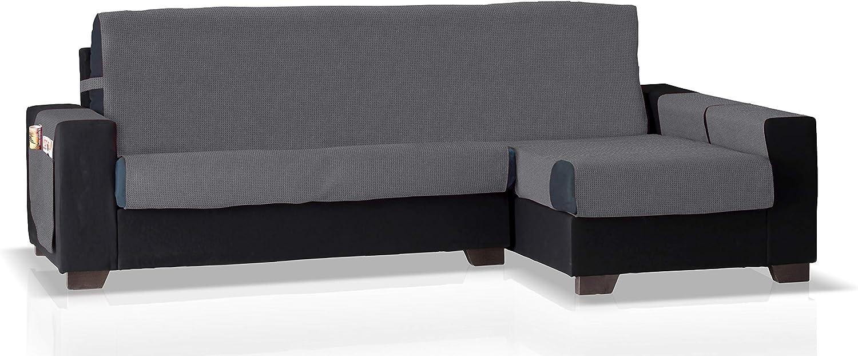 Color Beige Taille Normale JM Textil Couvre Canap/é dangle GEA Angle Droit 245 Cm.