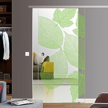 Puerta Corredera de Cristal puerta de cristal corredera para puerta, diseño de hojas con aluminio herrajes