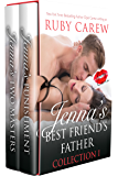 Jenna's Best Friend's Father, Collection 1: Daddy Menage Erotic Romance (Jenna's Best Friend's Father Collection)