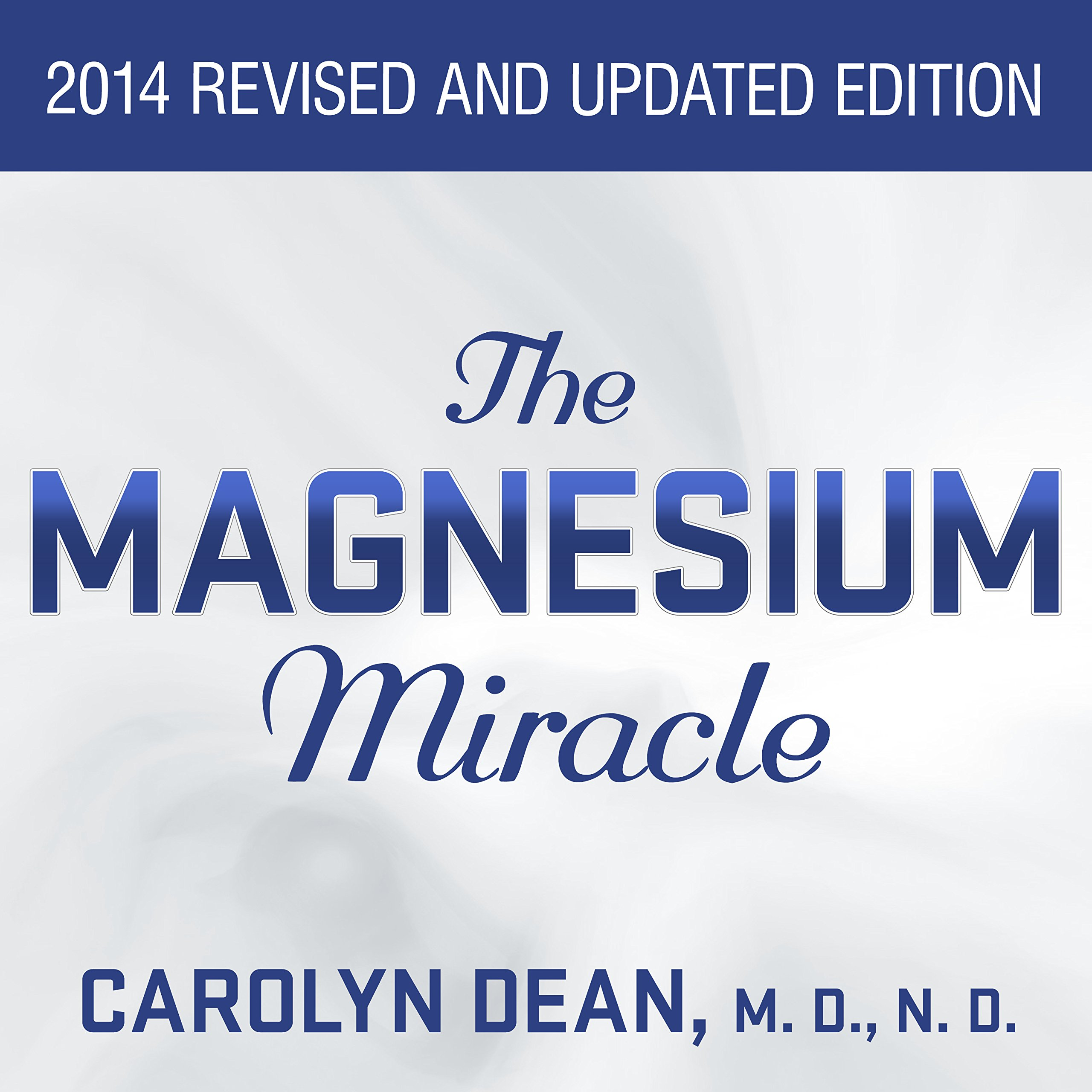The Magnesium Miracle by Tantor Audio (Image #1)