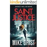Saint Justice (Christopher Wren Thrillers Book 1)