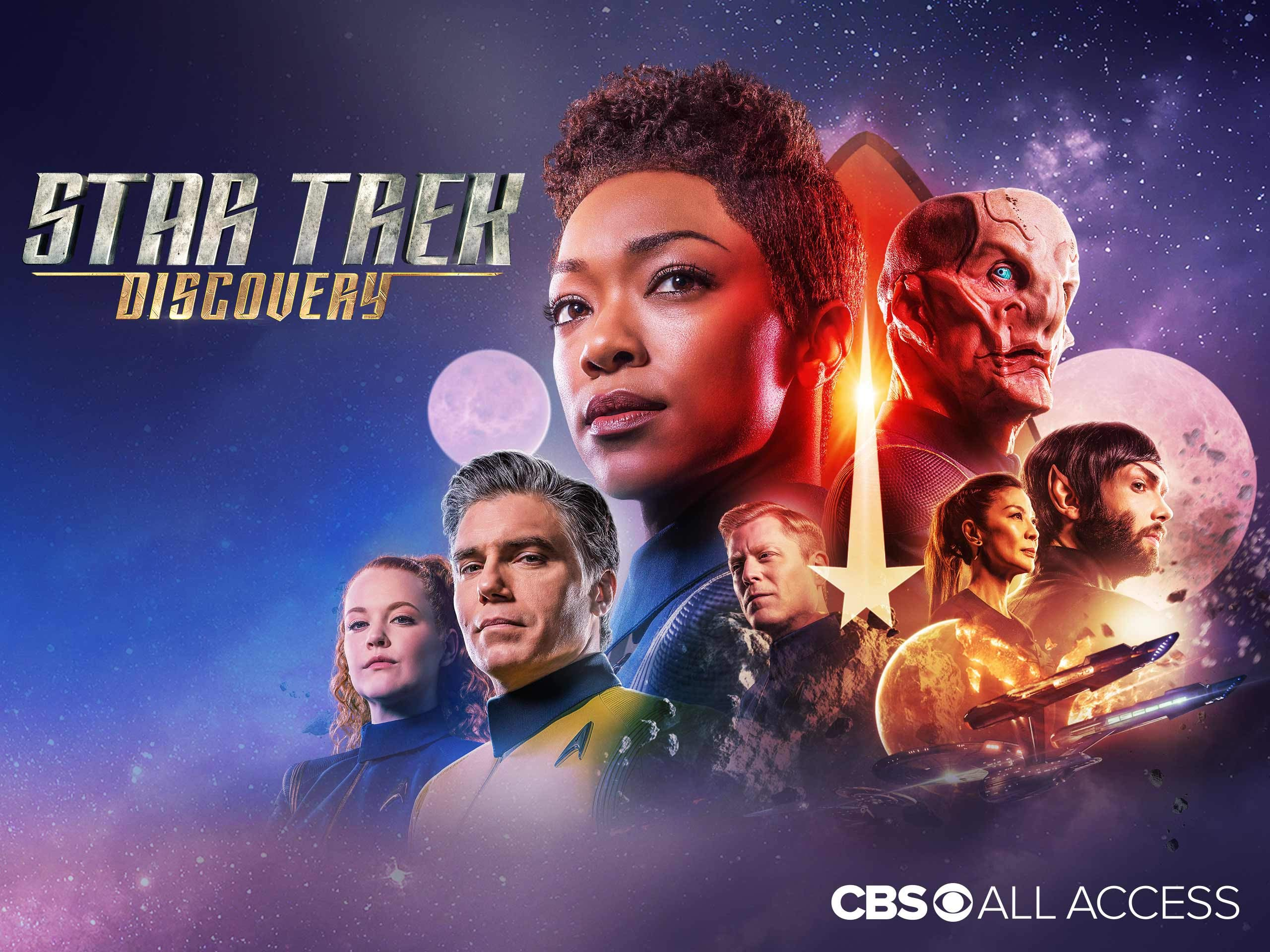 Amazon com: Watch Star Trek: Discovery Season 2 | Prime Video