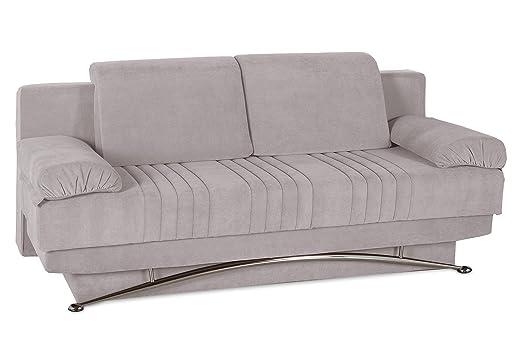 Divano letto con materasso h cm bruxelles by dienne salotti
