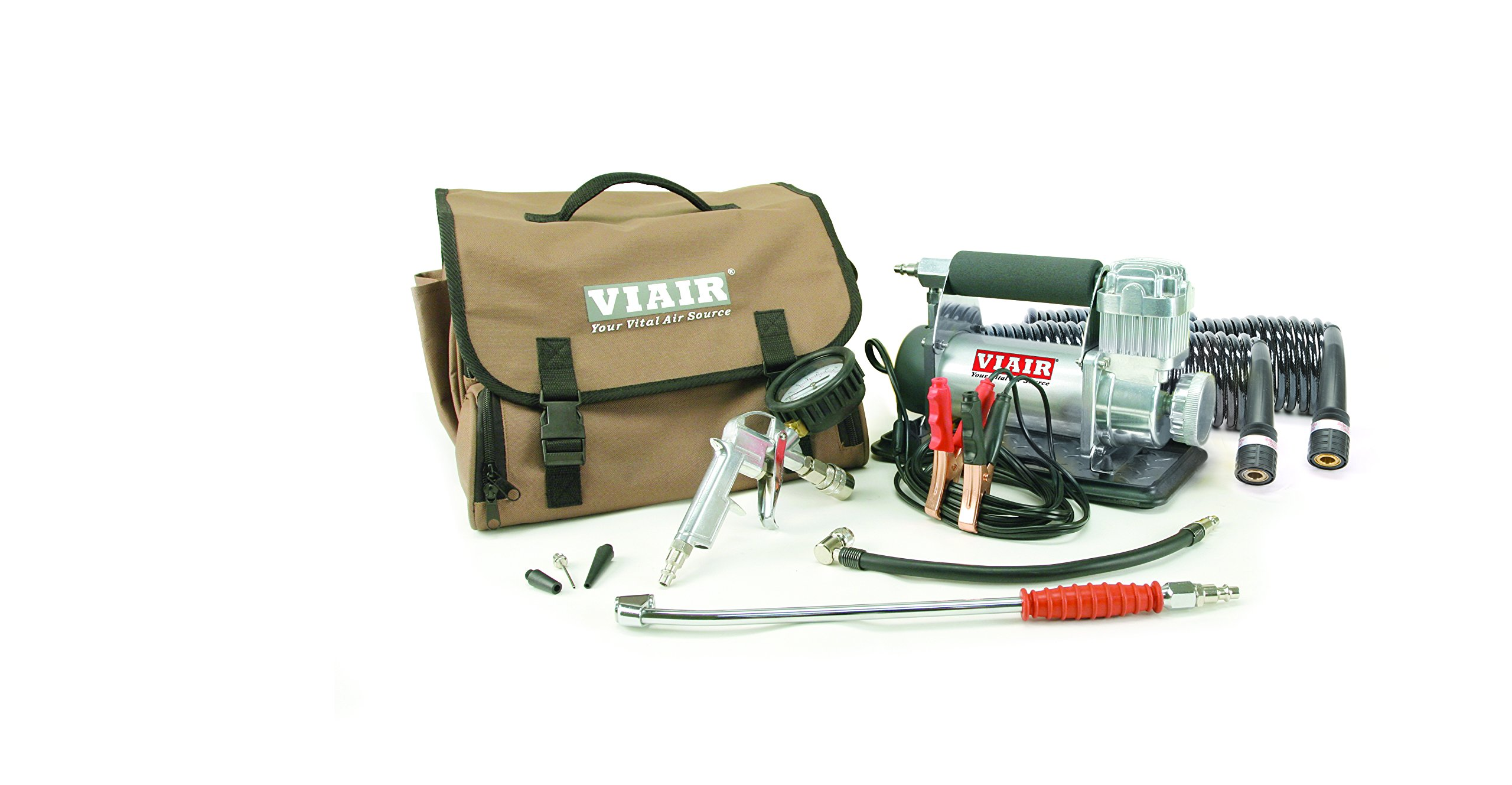 Viair 40047 400P-RV Automatic Portable Compressor Kit product image