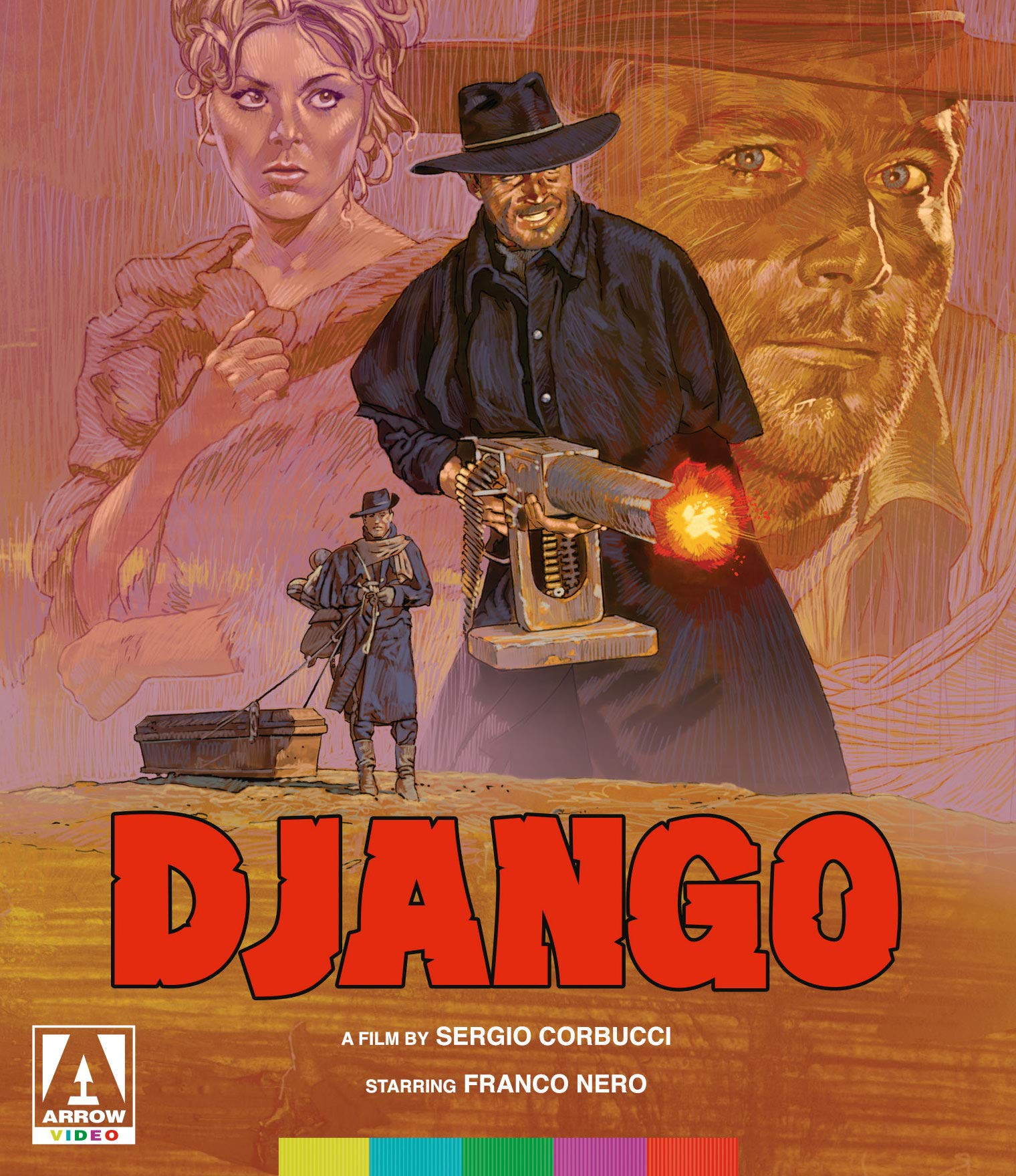 Blu-ray : Django + Texas Adios (Limited Edition)