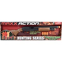 """Maxx Action 30"""" Toy Pump Action Shotgun with Electronic Sound and Ejecting Shells"""