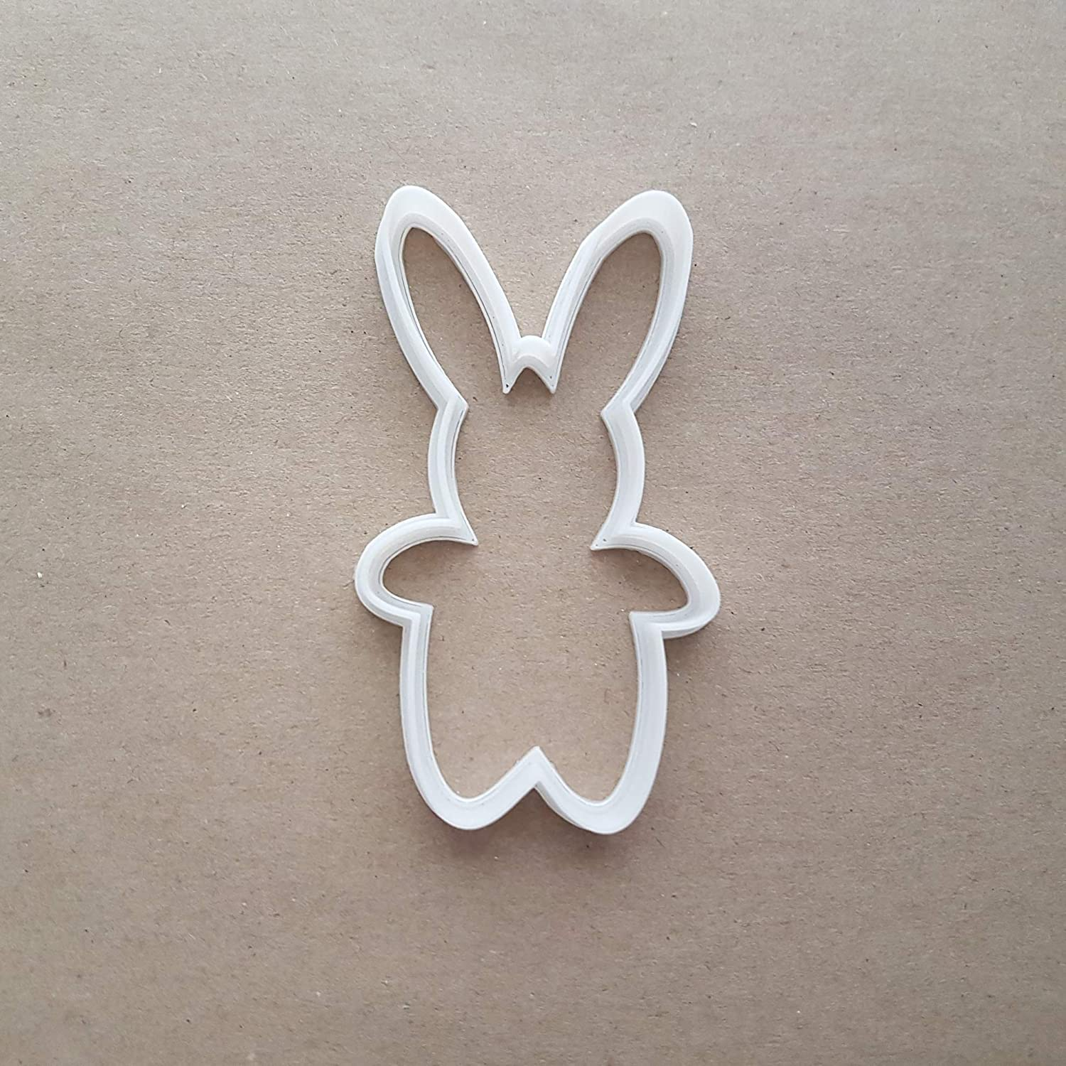 Easter Bunny shape Fondant Cookie Cutter #1102
