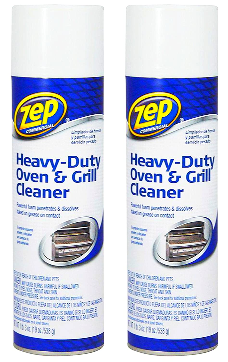 19 oz. Oven and Grill Cleaner (2-Pack)