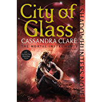City of Glass (The Mortal Instruments Book 3) book cover