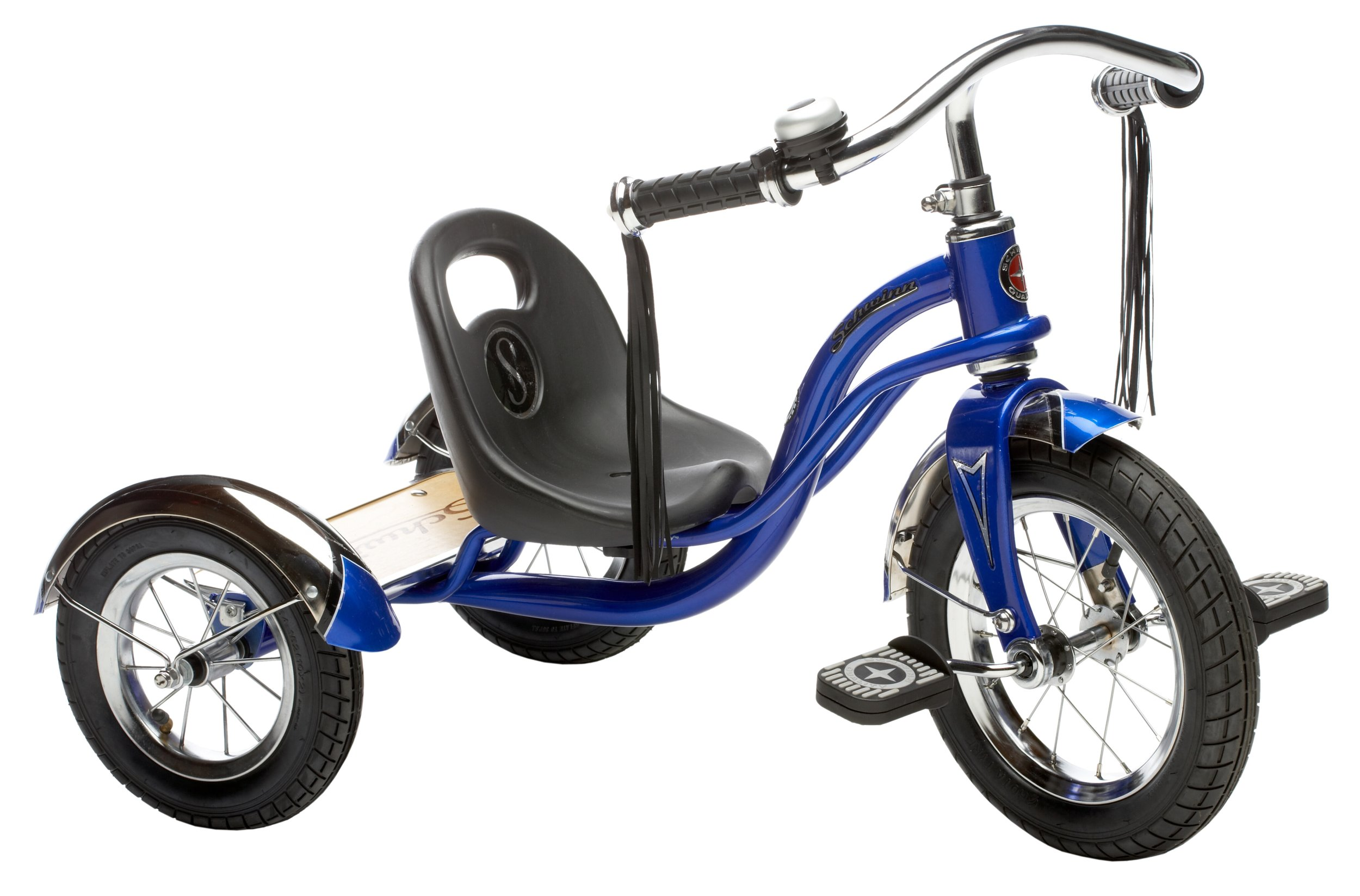 Schwinn Roadster Tricycle, 12'' wheel size, Trike Kids Bike Blue