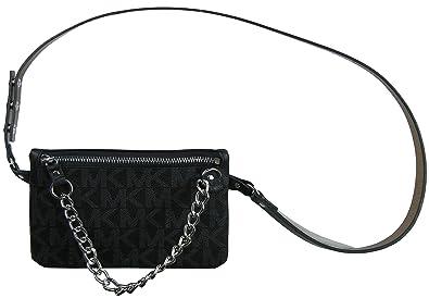 647fbc6a918855 Amazon.com: Michael Kors Womens Bag Mk Monogram Fanny Pack with ...