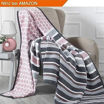 Sei Design Plaid Kassandra Kuscheldecke Wohndecke Flauschig Weich Hochwertige Verarbeitung 150 X 200 Cm