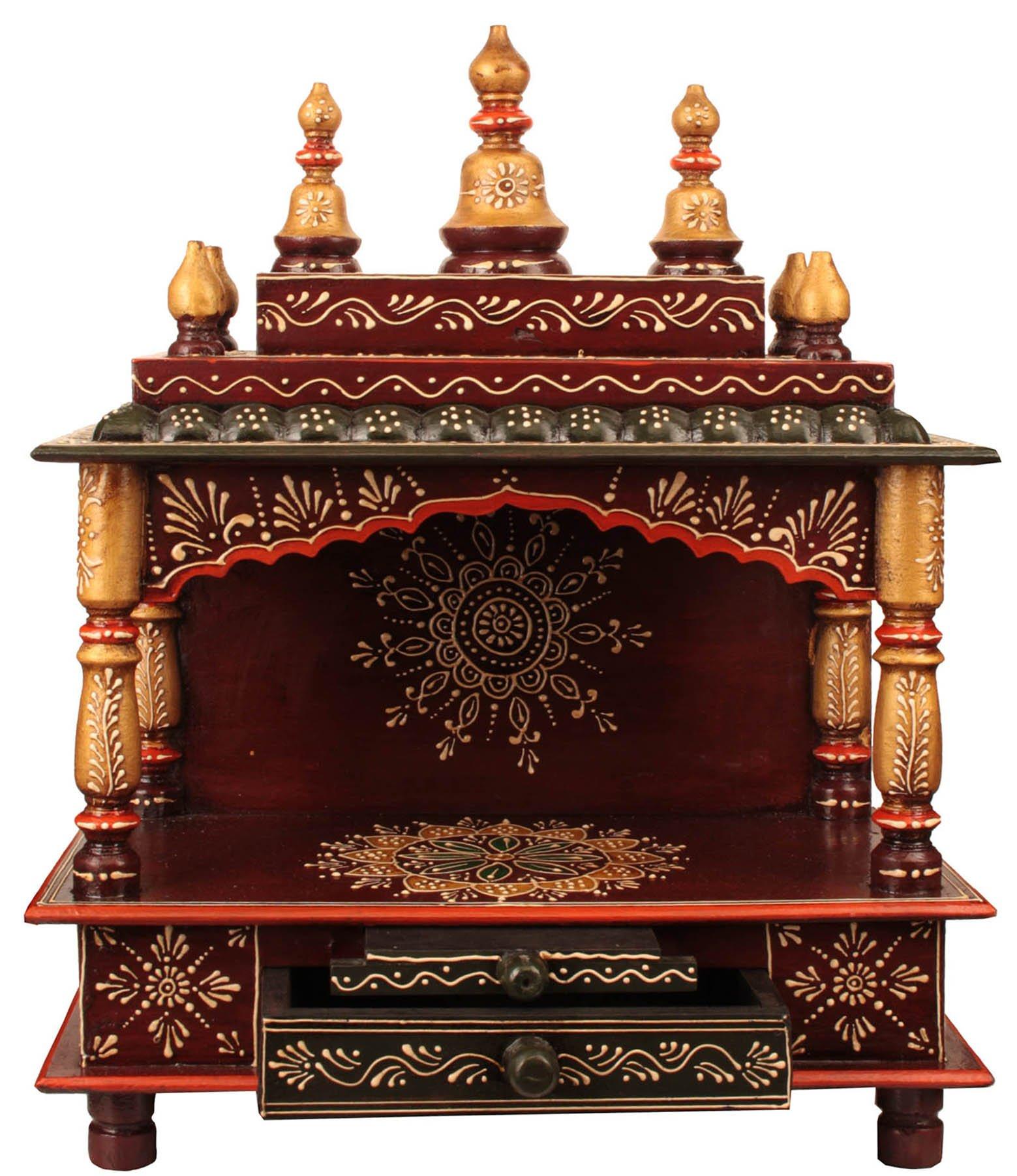 Temple - Wood