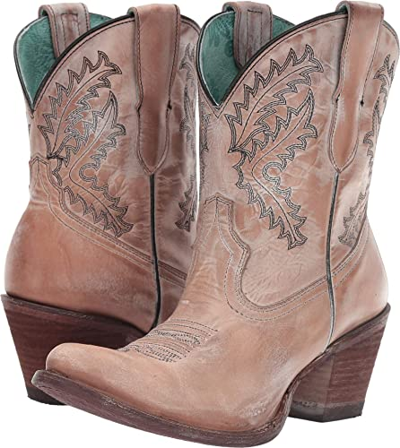 8a0d235b5942 Amazon.com | Corral Boots Womens E1437 | Ankle & Bootie