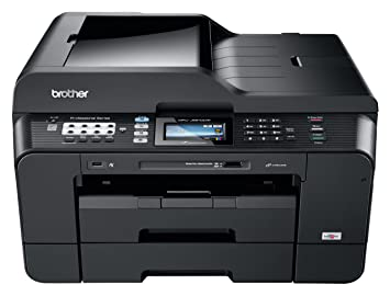BROTHER MFCJ6910DW A3 Colour Inkjet Multifunction Printer ...