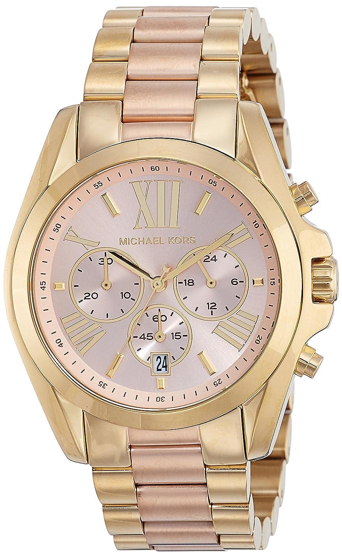 f4a4a2b46dbf Amazon.com  Michael Kors Women s Bradshaw Gold-Tone Watch MK6359  Michael  Kors  Watches