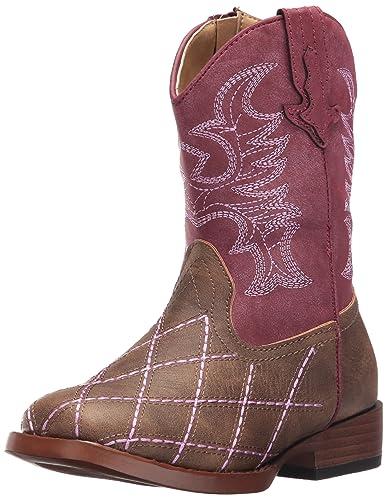 ab6b7f63354 ROPER Kids' Cross Cut Western Boot